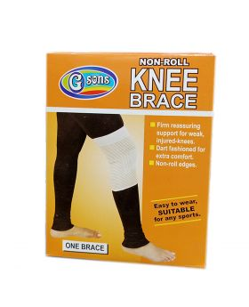 G-Sons Non-Roll KNEE BRACES