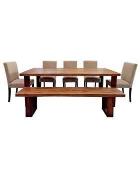 Limestone Dinning Table