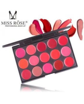 Miss Rose Lipstick Palette