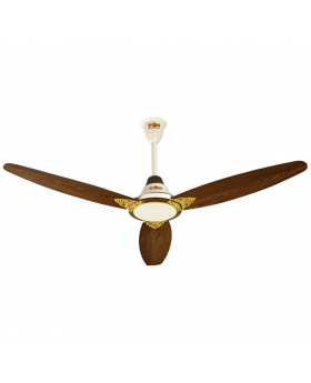 Super Asia Life Style Series 56 inch Ceiling fan Magnum Wooden
