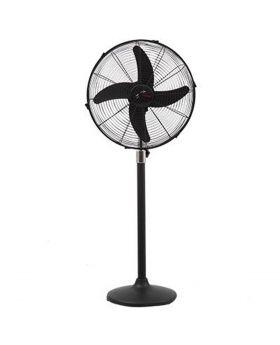"""Royal Magnum Black Pedestal Fan 18"""""""