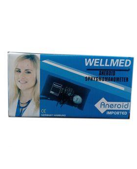 WELLMED Aneroid Sphygmomanometer