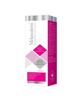 Melanoderm Whitening Face Wash