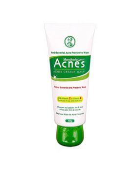 Mentholatum Acnes Face Wash
