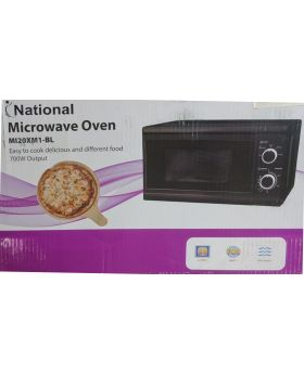 National Microwave Oven MI20XM1-BL