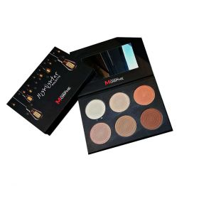 Morphe 6in1 Highlighter Pallate (First Copy)