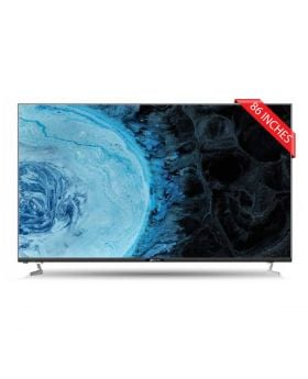 "Multynet SE100 86"" inch LED TV"