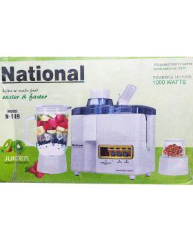 National Juicer 3 in 1 N-149