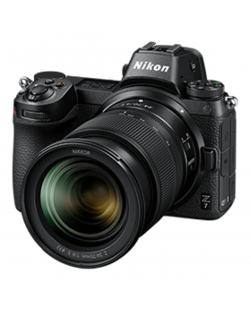 Nikon Mirrorless Camera Z7 With 24-70mm Kit Lens