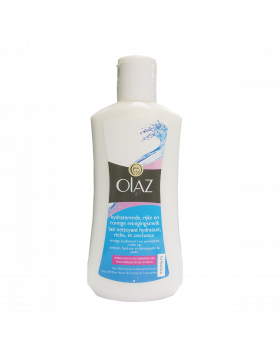 Olay Essentials Milk Face Cleansing For Normal Dry Combo Skin 200ml