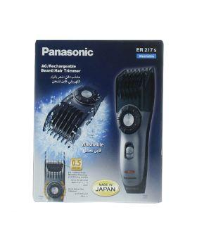 Panasonic Hair & Beard Trimmer - ER217s