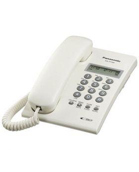 Panasonic Telephone KX-T7703X White