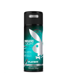 Playboy Endless Night Bodyspray 150ML