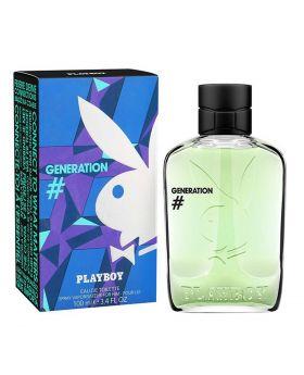 Playboy Generation EDT Fragrance For Men 100ML