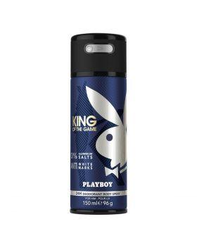 Playboy King of the Game Bodyspray 150ML