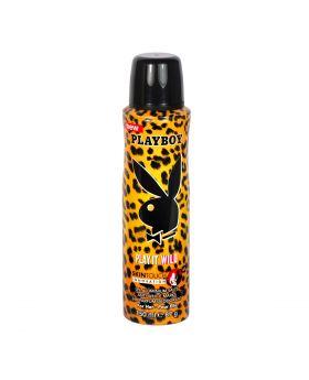 Playboy Play IT Wild Bodyspray 150ML