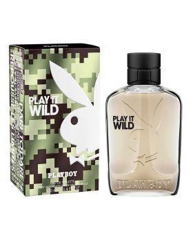 Playboy Play IT Wild EDT Fragrance For Men 100ML