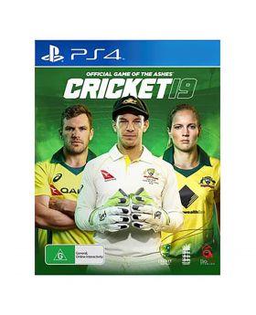 Sony PlayStation 4 cs7 Cricket 19
