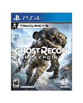 Sony PlayStation 4 cs7 ghost recon breakpoint