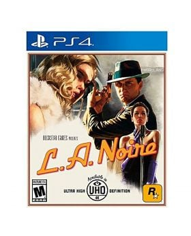 Sony PlayStation 4 cs7 L.A.Noire