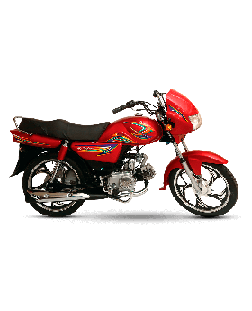 Super Power 70CC Deluxe SS Alloy Rim Without Registration