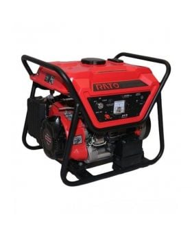 Rato Gas & Petrol Self Start 1.5 KVA Generator (RT1900EV)