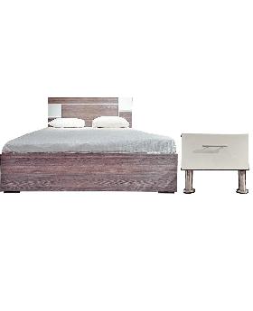 Rio Wooden Bed Set