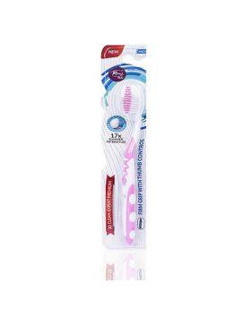Rivaj UK 3D Clean Expert Premium Medium Tooth Brush