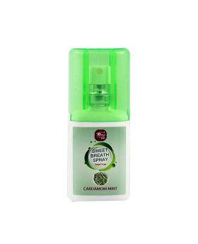 Rivaj UK Cardamom Mint Sweet Breath Spray 20ml