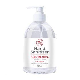 Rivaj UK Hand Sanitizer 500ml