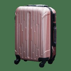 SG Suitcase Medium Size-Gold Rose