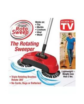 Roto Sweep Drag All In One Vacume Cleaner 360