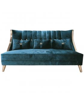 Royal Green Sofa