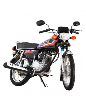 Road Prince 125CC Motorcycle Without Registration