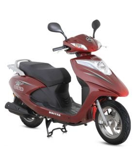United US-100 CC (Scooter) Without Registration