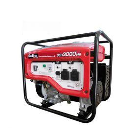 DAISHIN Petrol-Gas Generator SEB 3000 6 kVA