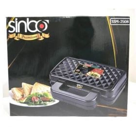 Sinbo Premium Sandwich Maker SSM-2508