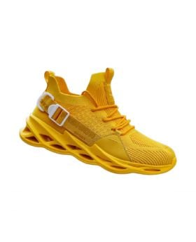 Fashion Sneakers Yellow