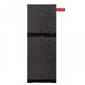 Orient Snow 330 Liters Refrigerator -Black
