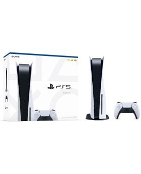 Sony PlayStation PS5 825GB Gaming Console, Standard Edition