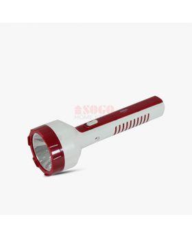 SogoJPN 08 Rechargeable LED Torch light