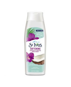St. Ives TRP Butter Coconut Body wash 400ML