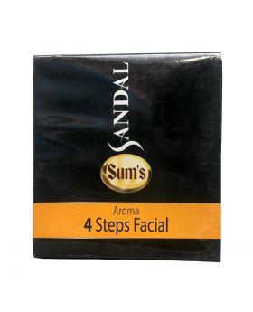 Sum's Aroma Sandal Facial Kit Mini Pack-50ml