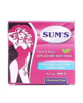 Sum's Epilatory Hot Honey Wax Small