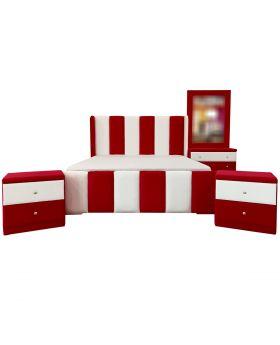 Surmawala Signature Bed Set