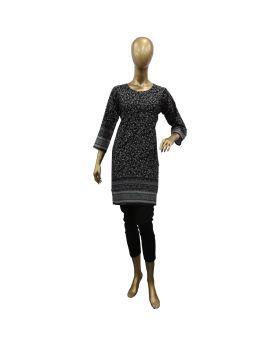ladies-stiched-kurti-black-design