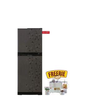 Orient Snow 280 Liters Refrigerator-Black +National Romex 4 in 1 Juicer Blender