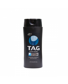 TAG After Hours Shampoo+Conditioner+Body Wash 295 ML