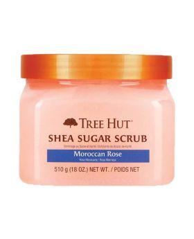 Tree Hut Shea Sugar Scrub Moroccan Rose (510.G)