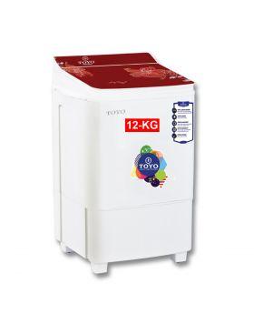 Toyo Washing Machine Single Tub 12kg TW-888